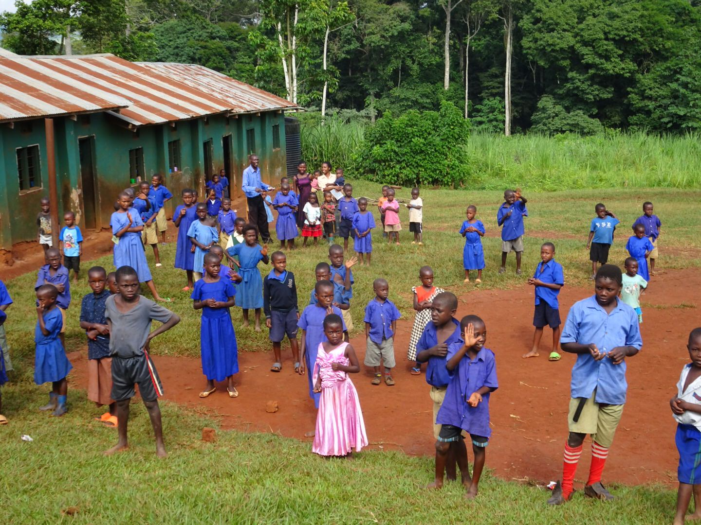 ugandan school