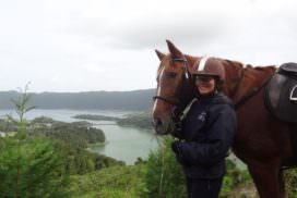 , Claire, In The Saddle
