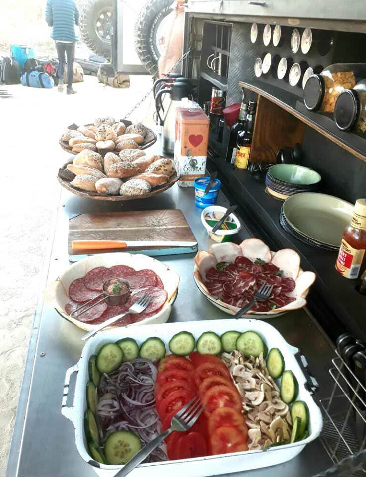 food in namibia