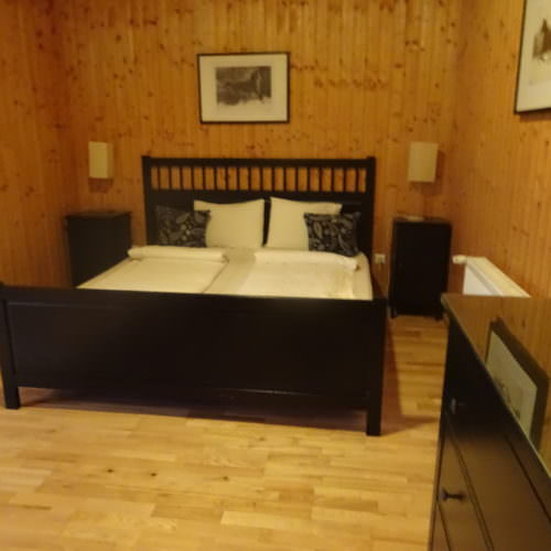 Double room. Winter Riding Holidays with In The Saddle. Equus Silvania.