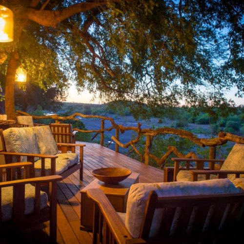 Tree Camp, Botswana, Tuli Safari
