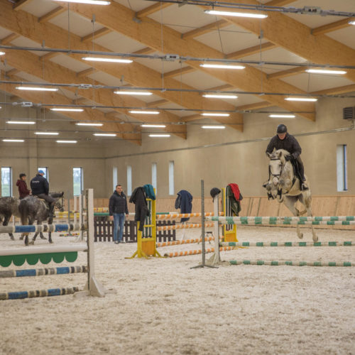 Galiny indoor arena