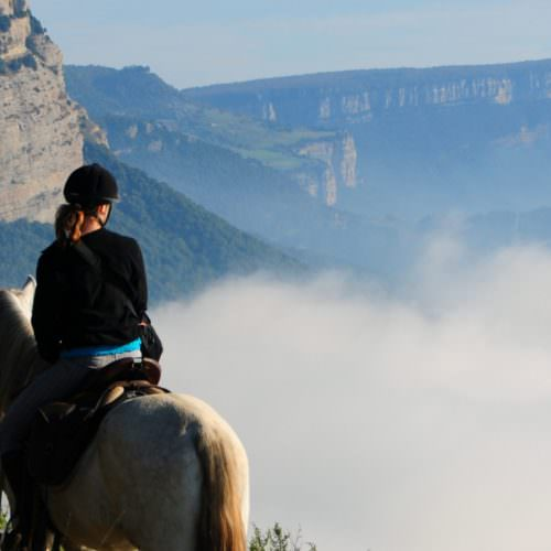 Riding in The Pyrenees