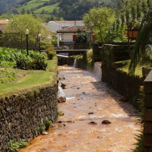 Learn to Ride Holidays on the Azores. Stream.