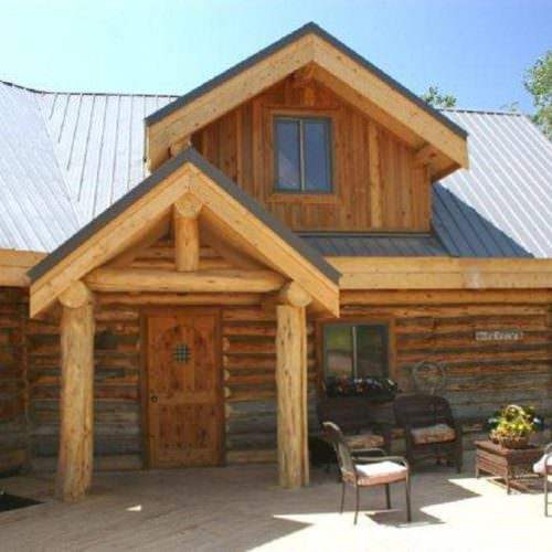 British Columbia - Tsylos lodge