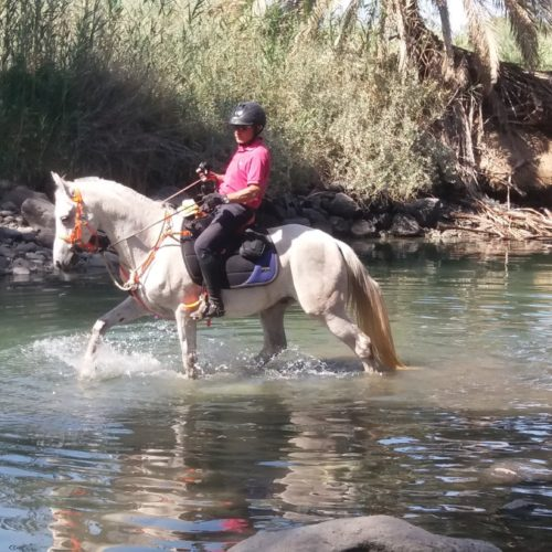 Israel Jordan river crossing