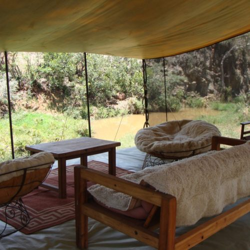Kenya - Borana camp