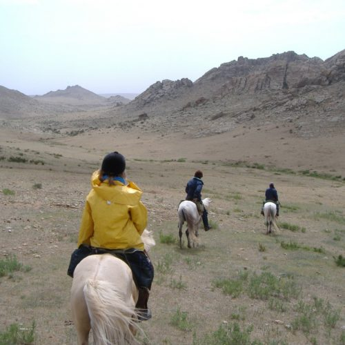 Mongolia steppes hills