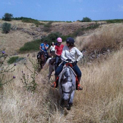 Israel Galilee riding
