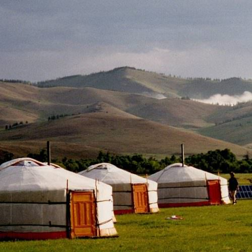 Mongolia Jalman Meadows camp