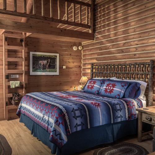 Cabin - Double room