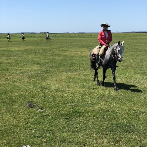 Riding in Uruguay