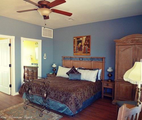 Family rooms at Tombstone Ranch