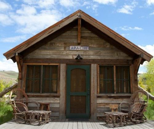 Classic Glamping Cabins