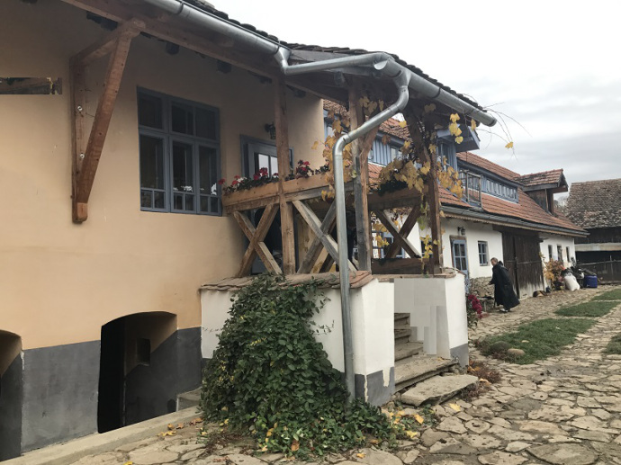 guest house in romania