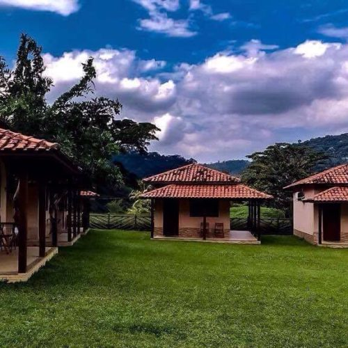 Trail riding holidays in Brazil. Horses in the rainforest. Overnight accommodation.