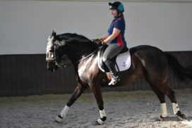 , Imogen, In The Saddle
