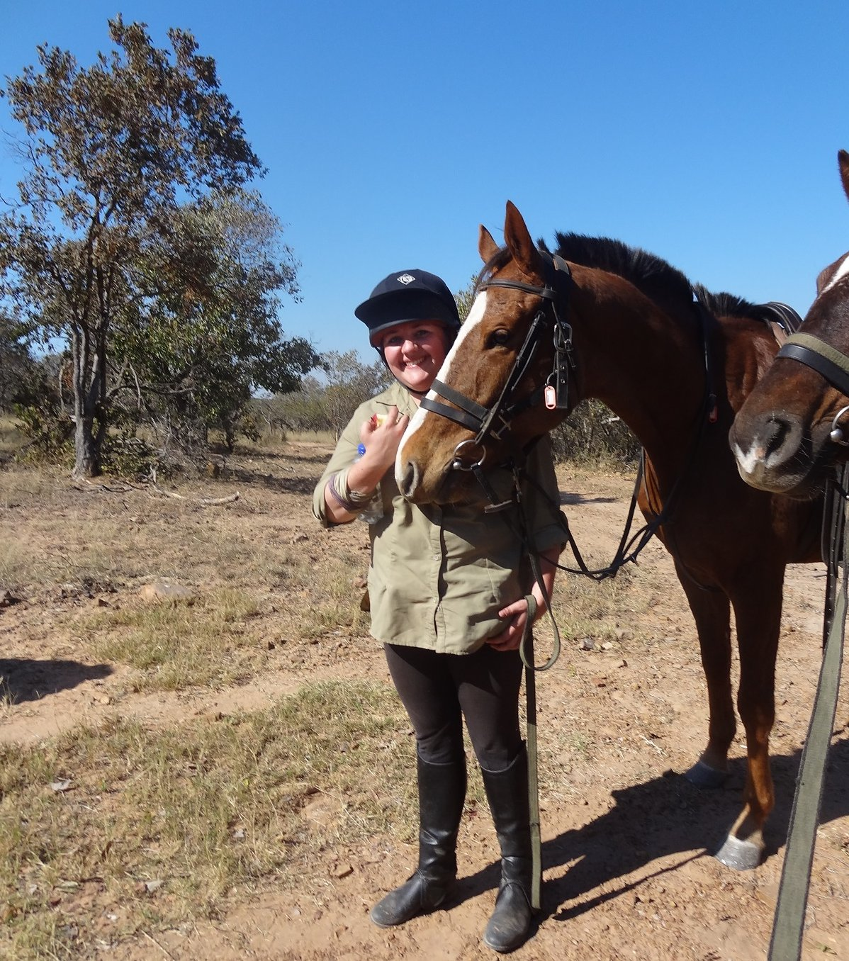 safari conservation, A Rare Opportunity To Assist With Safari Conservation, In The Saddle, In The Saddle
