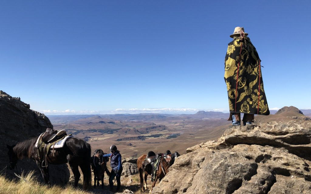High places in Lesotho