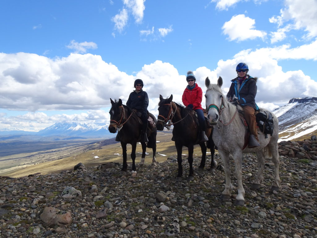 Chilean riding holidays