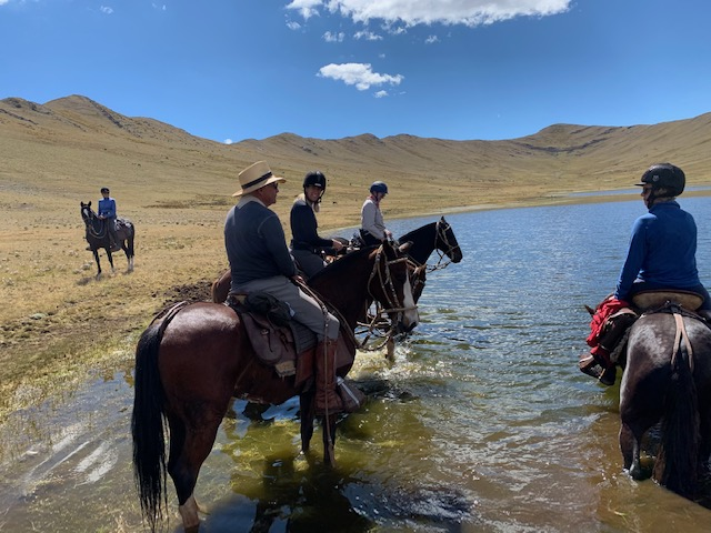 Sacred Valley Ride in Peru, A ride in the Kingdom of the Incas, In The Saddle, In The Saddle