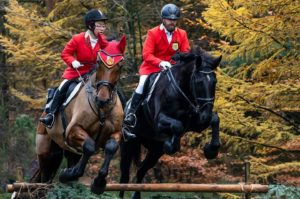 Castle Leslie competition, Winners of the Castle Leslie competition, In The Saddle, In The Saddle