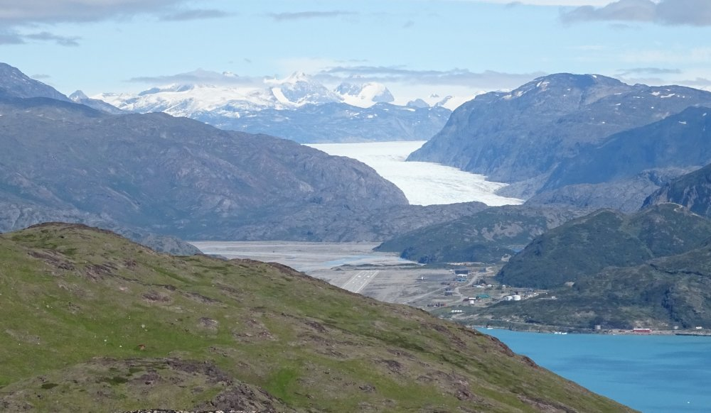 Adventures in Greenland, Adventures in Greenland, In The Saddle, In The Saddle