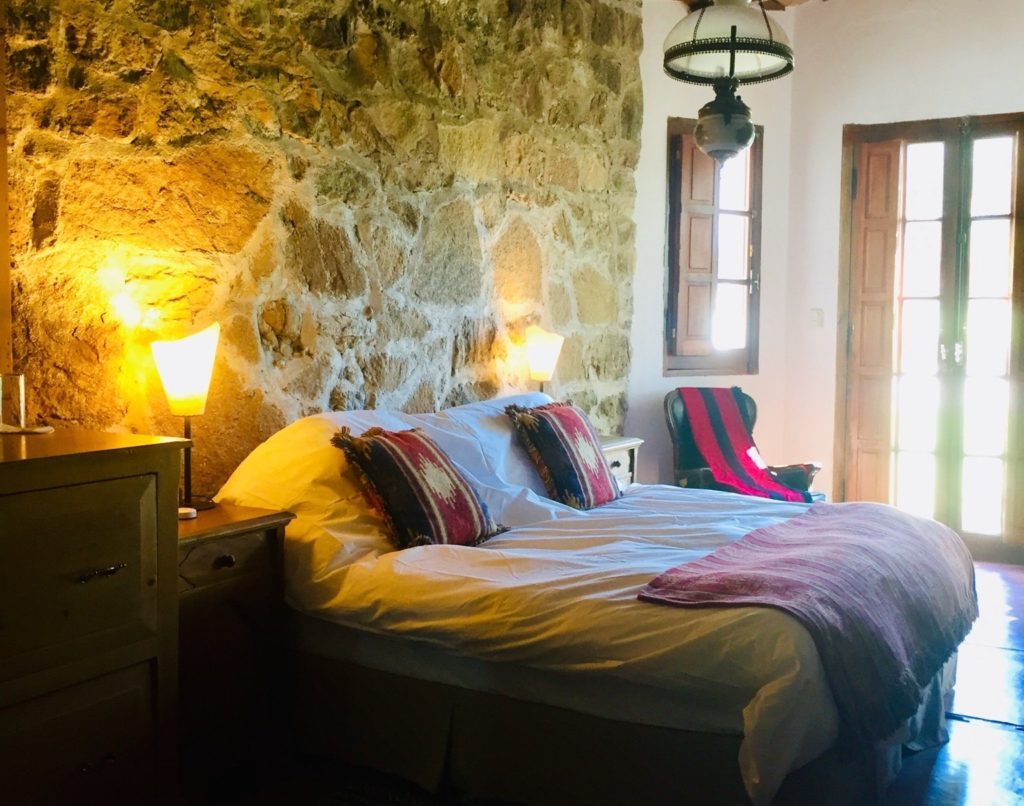 Cosy guest rooms - perfect places to relax