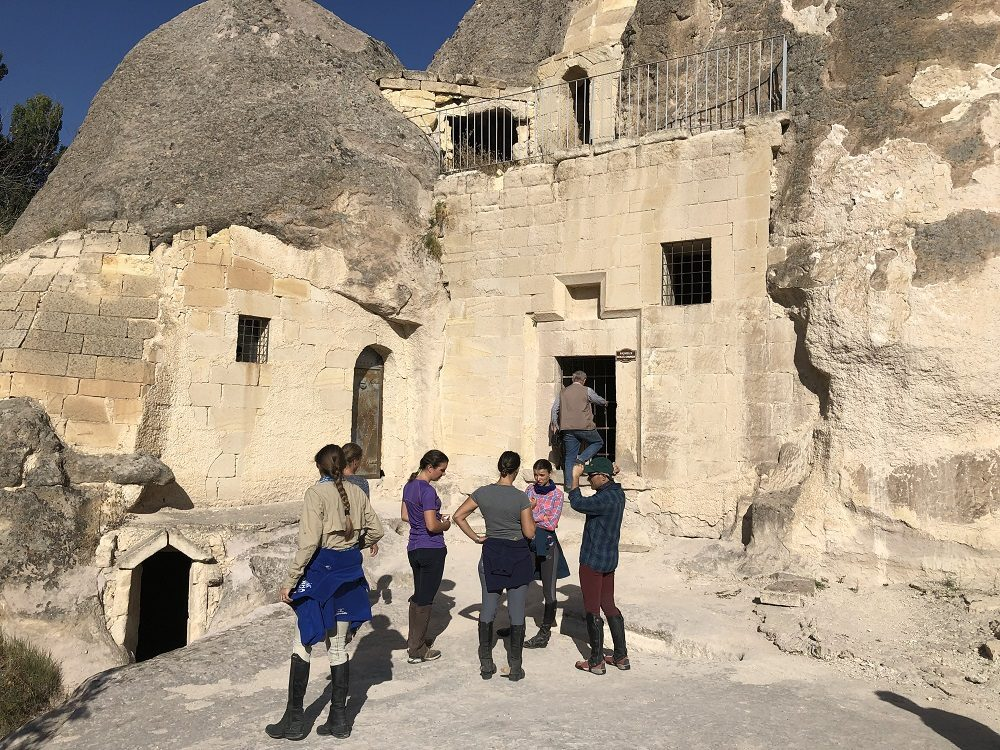 churches in cappadocia