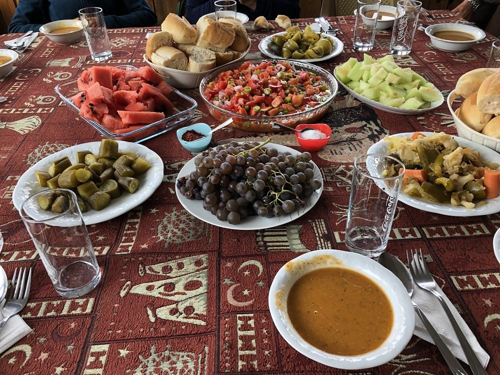 traditional turkish meals