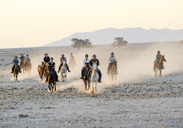 namib desert ride, Don't book the Namib Desert Ride because…, In The Saddle