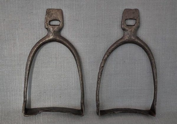 , Stirrups – Part One: Early Designs, In The Saddle