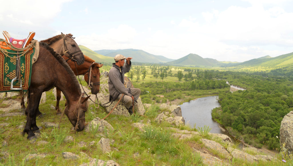 , June 2021 – the Mongolian Horse, In The Saddle
